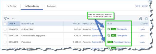 How to Auto-Add in Bank Feeds, Plus Tips and Tricks - Accounting