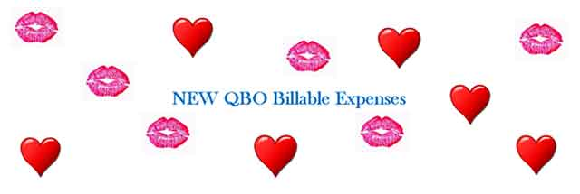 QBO Billable Expenses – Loveable Improvements