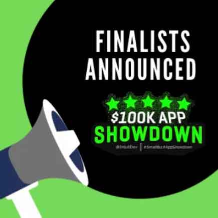 100K Small Business App Showdown Finalists Announced!
