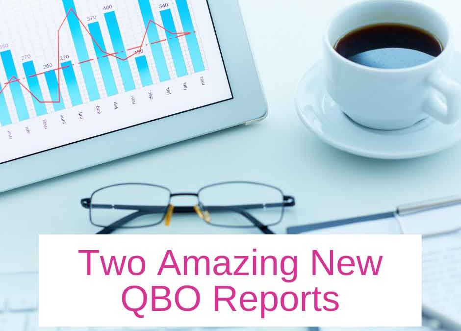 Two Amazing New QBO Reports