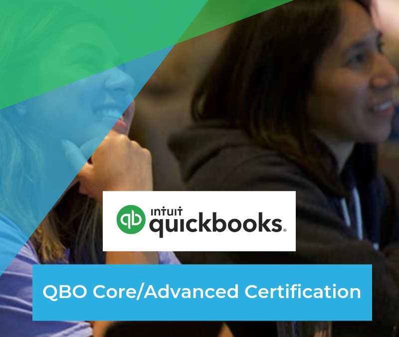 QBO Core/Advanced Certification, Atlanta, GA 11.19.19-11.20.19