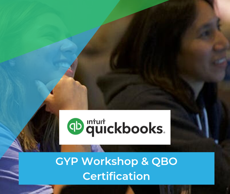 GYP Workshop & QBO Certification, Dallas, TX 11.13.19-11.14.19