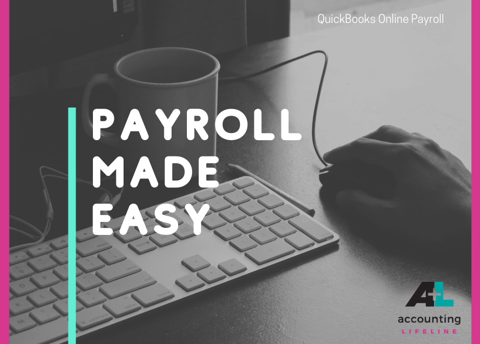 Payroll Made Easy with QuickBooks Online