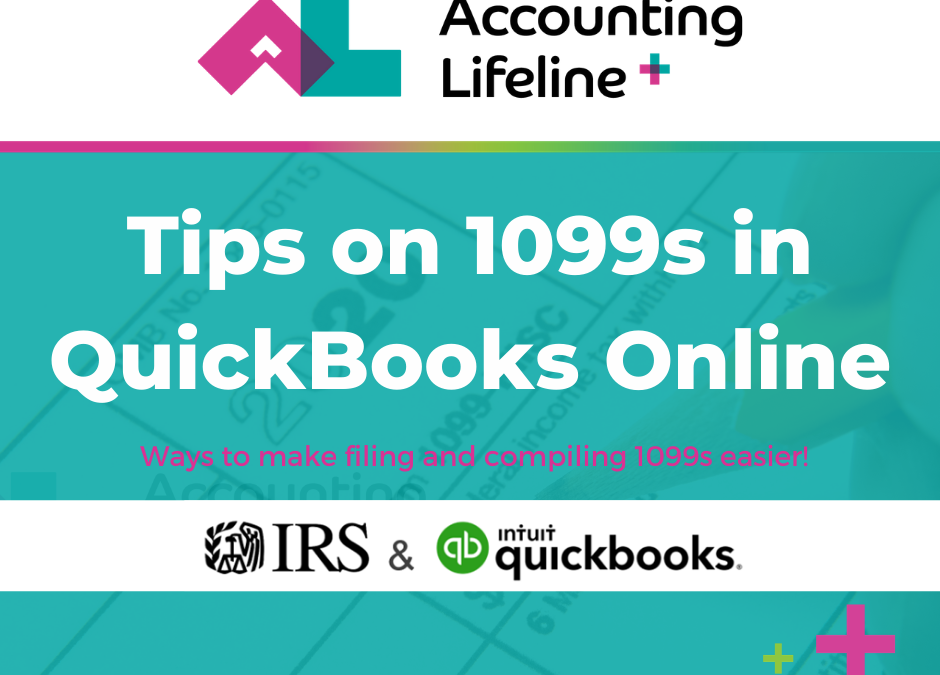 Tips for 1099s in QuickBooks Online