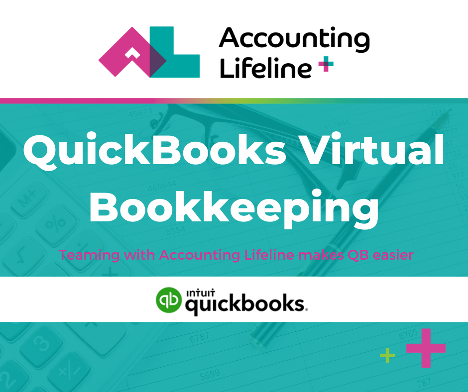 QuickBooks Virtual Bookkeeping