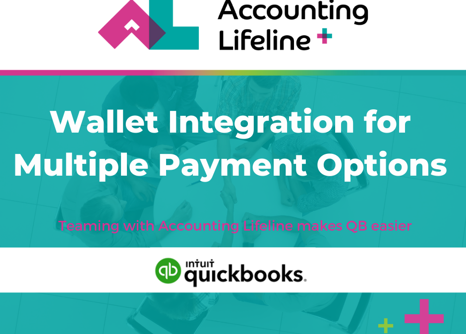 Wallet Integration for Multiple Payment Options